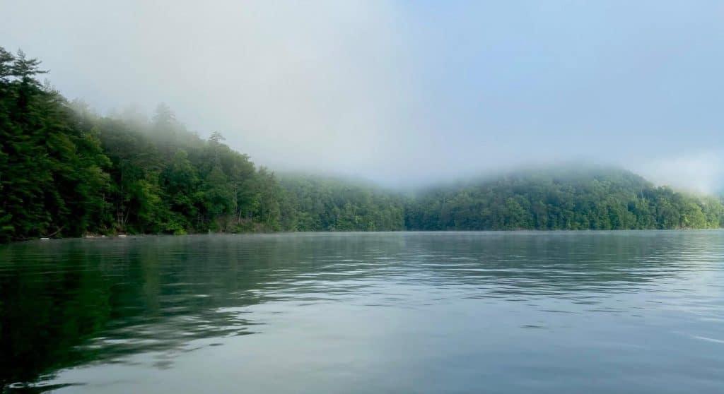 fishing trips lake chatuge
